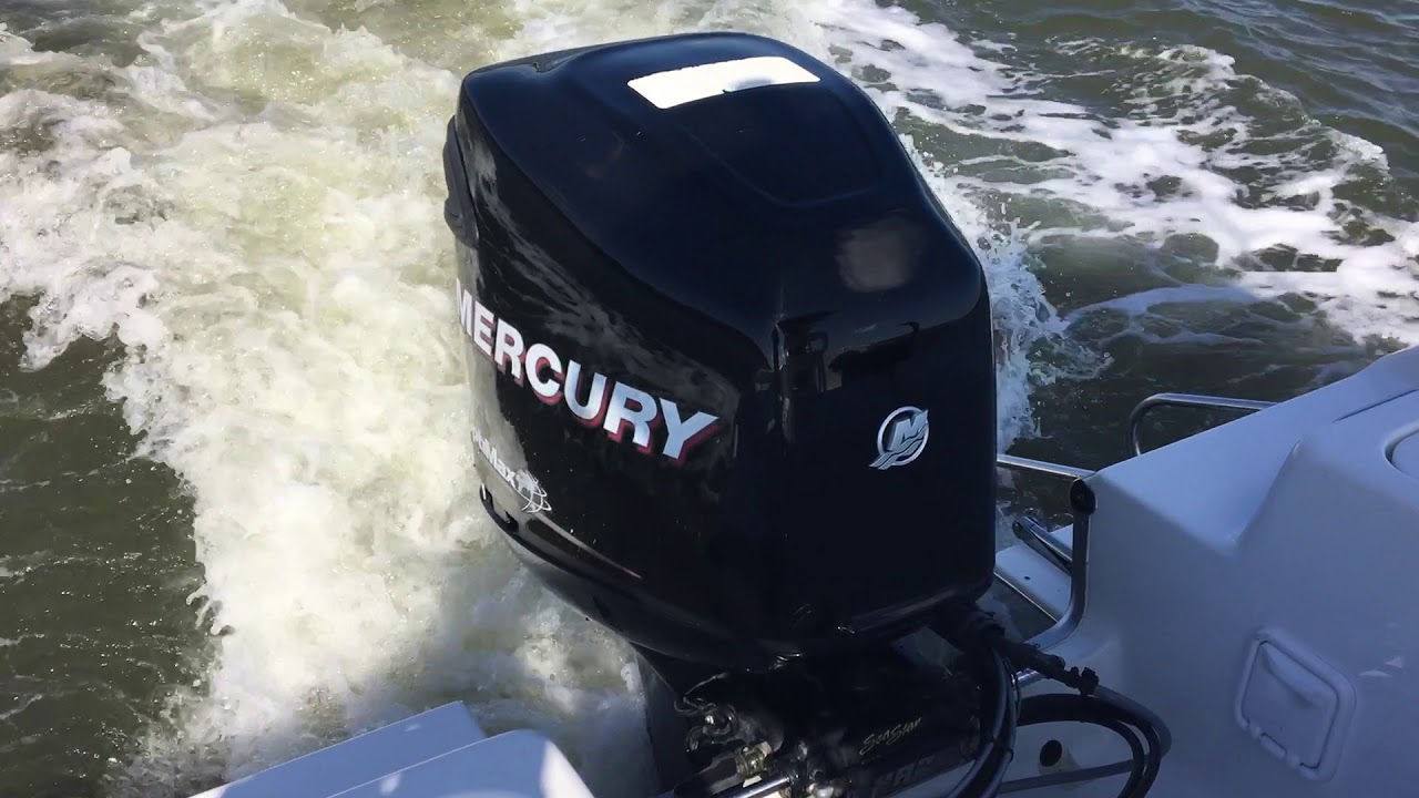 Mercury Optimax 225 Outboard Engine For Sale