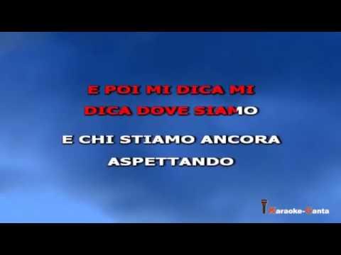 Biagio Antonacci - Liberatemi (video karaoke)