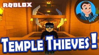 This is an awesome new Robox Game! Roblox Temple Thieves!