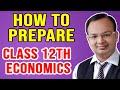 #1   How to prepare 12th economics