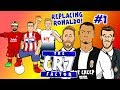 ⚫THE CR7 FACTOR #1 - REPLACING RONALDO!⚪ (feat. Griezmann, Salah, Kane and more! PARODY)