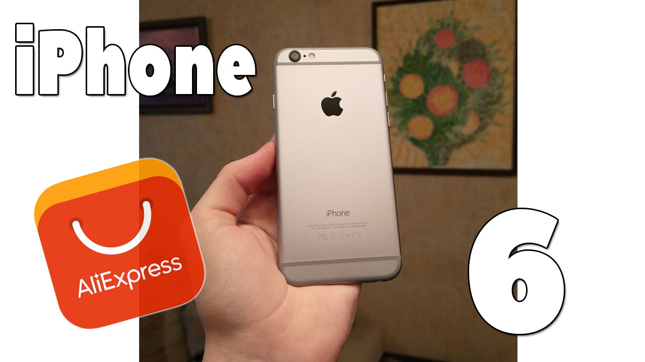youtube for iphone 4 оригинальный iphone 6 с aliexpress распаковка и 1 7204