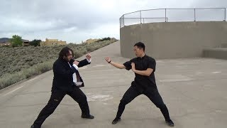 Dam Fight - martial arts short film