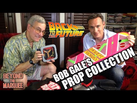 Bob Gale's BTTF Prop Collection BTM: The WebSeries Ep.79