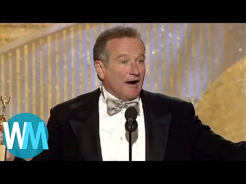 Top 10 Funniest Awards Show Speeches Ever