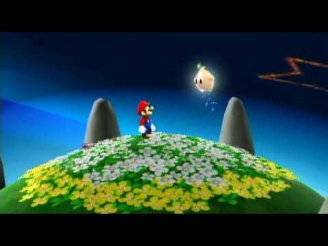 Mario Galaxy Spec Commercial
