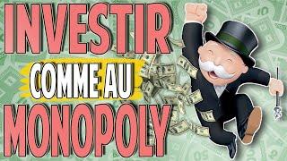 Investir Comme Au Monopoly : Techniques Financières et Mathématiques