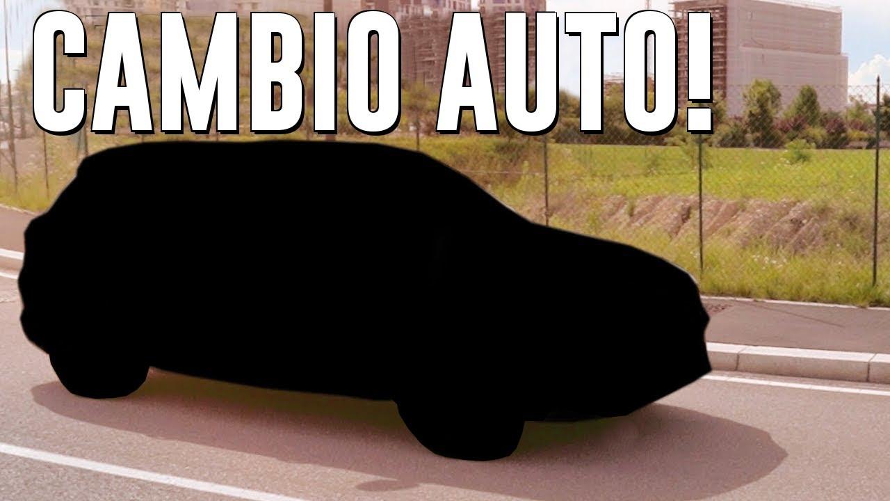 CAMBIO AUTO!!! (per oggi...forse)