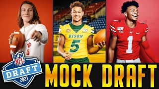 2021 NFL Mock Draft | Post Cancellations
