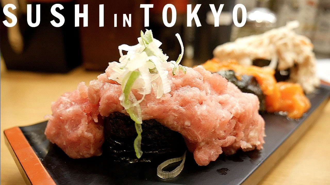 5 Delicious And Sushi Restaurants In Tokyo An Food Guide