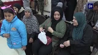 يوم طبي مجاني في مخيم إربد - (19-11-2017)
