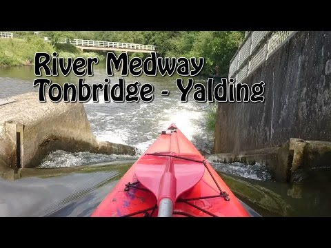 River Medway Fish and Canoe Passes - Tonbridge to Yalding 2015