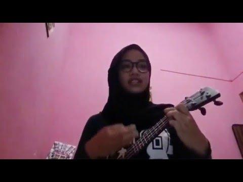 Edcoustic- Muhasabah Cinta (ukulele cover)