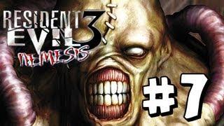 Resident Evil 3: Nemesis Walkthrough Part 7 - Searching The Missing Item