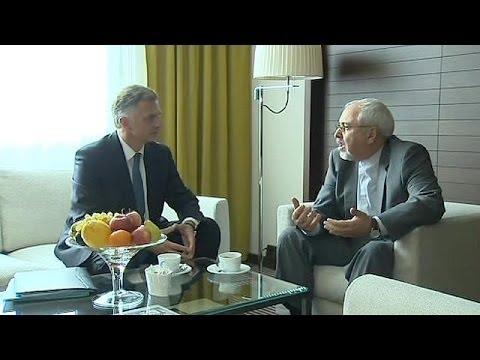 Ashton hails best-ever Iran / E3 +3 talks in Geneva