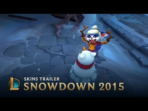 Snowdown 2015: The Spirit of Snowdown | Skins Trailer - League of Legends