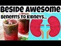 Make THIS DRINK for 7 GREAT Benefits to YOUR HEALTH. Beside AWESOME Kidney Benefits, This DRINK...