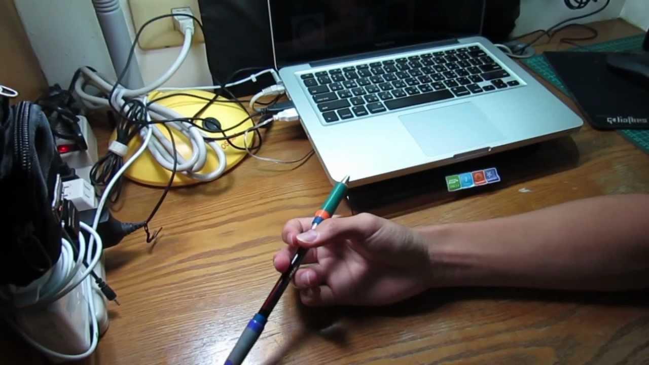 中文轉筆教學 - Sonic Harmonic ....(應該是.. :P) - YouTube