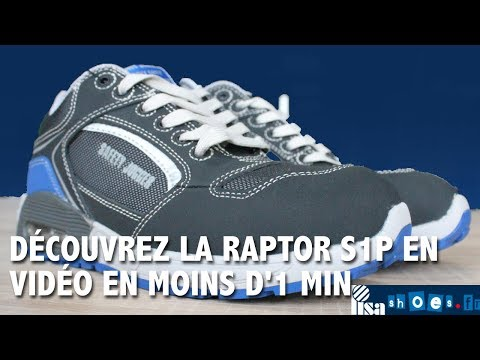 BASKET DE SÉCURITÉ SAFETY JOFFER RAPTOR S1P SANS METAL