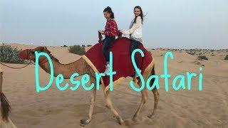 Desert Safari  **Dubai Vlog**