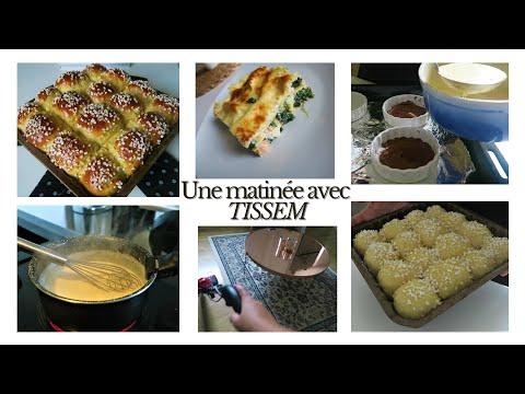 organisation-du-matin---lasagne-saumon-fume,-brioche-legere,-creme-brulee-....