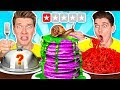 Worst Reviewed Food Mystery Wheel Challenge & How To Eat ...