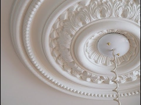 How to Make Plaster of Paris interior design