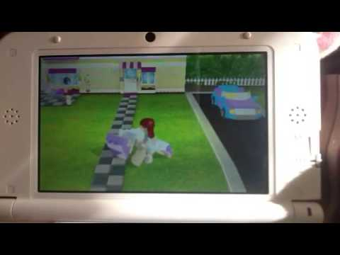 Lego Friends 3ds Part 1 Gameplay Youtube