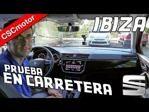 Seat Ibiza - 2018 | Prueba en carretera