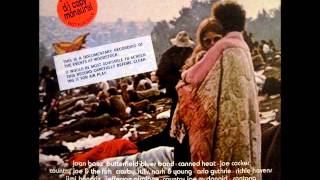 "Canned Heat - A Change Is Gonna Come/Leaving This Town ""Mono Mix"" from Woodstock 1969 Concert."