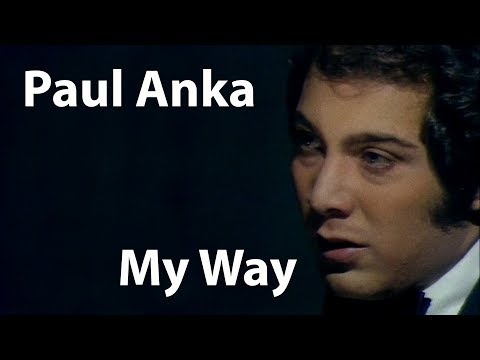 Paul Anka - My Way (1969) [Restored]