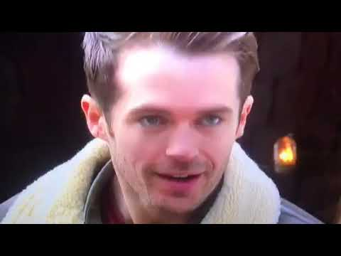 Hollyoaks - Laurie Sexually Abuses His Security!   29/11/18  