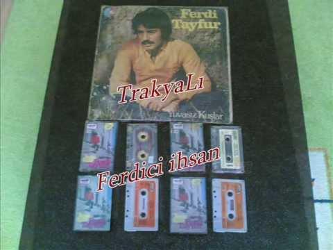 Ferdi Tayfur  & Canıma Yetti Kader (Elenor LP)