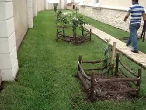 Cerca decorativa para jardin youtube - Cercas para jardines ...