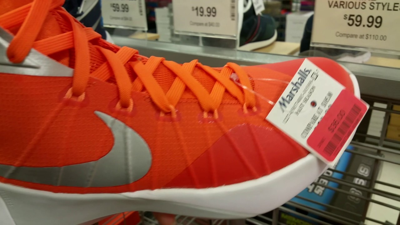 $36 Hyperdunk Basketball 2015 Sneakers Kicks Shoes At Marshalls Full HD 2017