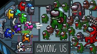 Among Us Zombie FULL MOVIE