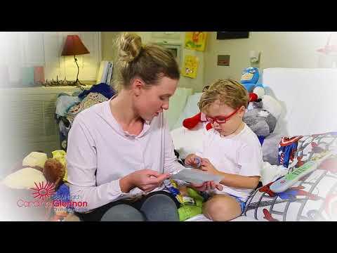 Messages of Hope — Thomas Lorenz — SSM Health Cardinal Glennon Children's Hospital