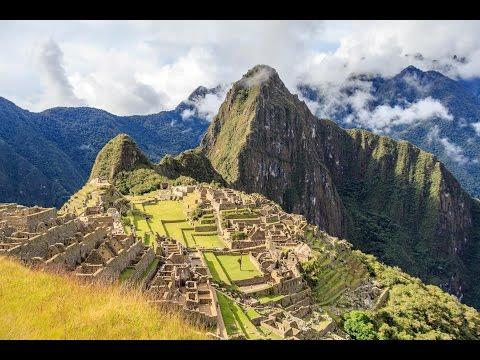 Machu Picchu / Lake Titicaca / Amantaní / Taquile Island / Puno / Tacna - Perú  [Full HD]