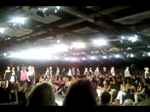 Bellevue Fashion Week finale 2010