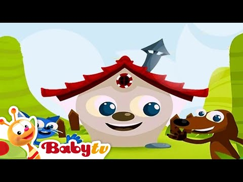 Lagu Binatang - Kids and Pets, BabyTV Bahasa Indonesia