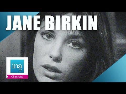 "Jane Birkin ""Jane B"" | Archive INA"