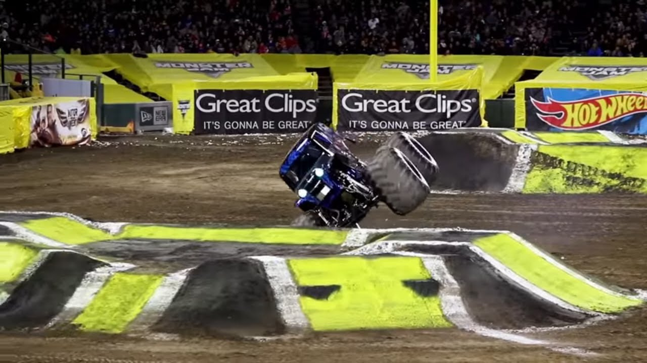 Download Monster Jam's Top 10 Moments of 2018