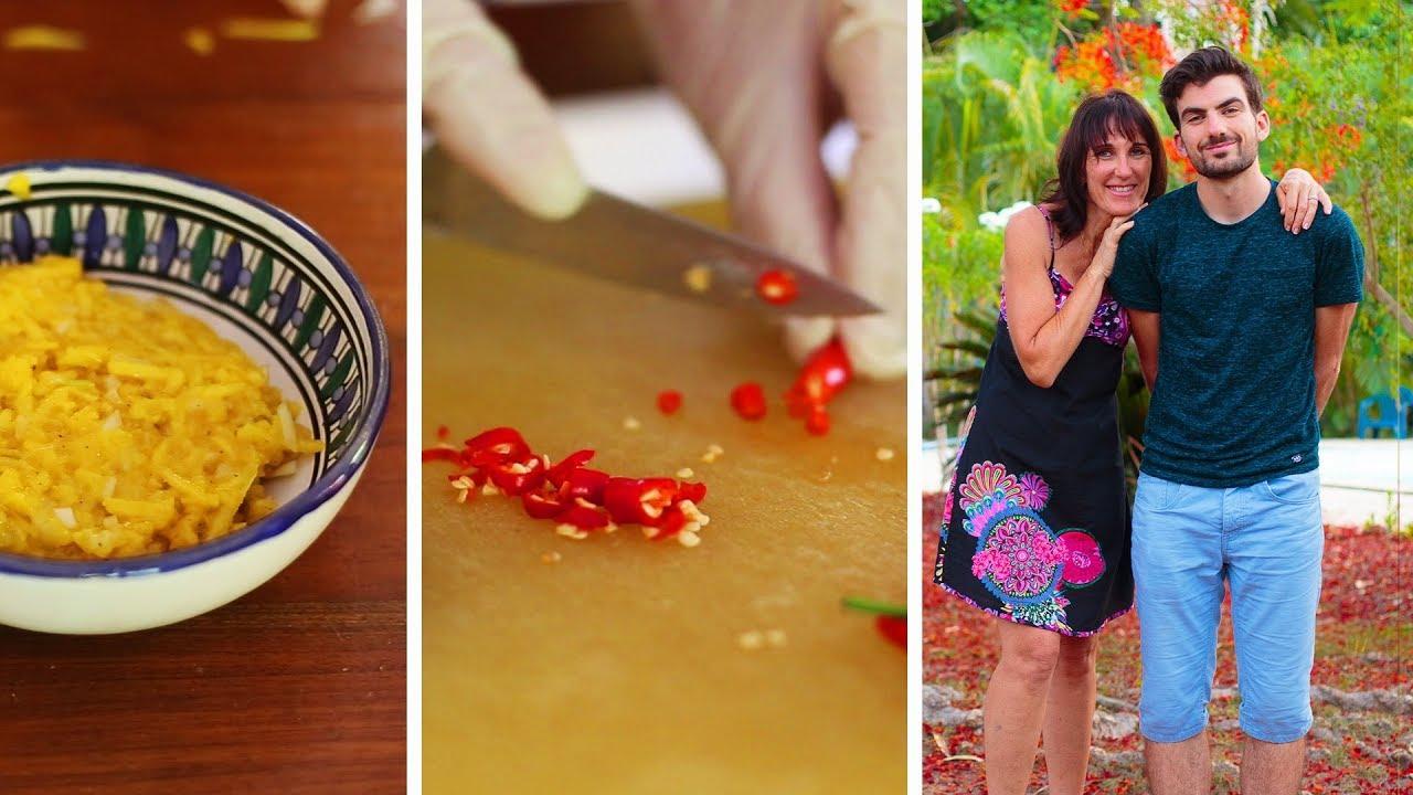 Condiments épicés : cuisiner avec Maman