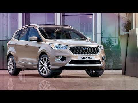 Ford Kuga/Escape Release With  HP RS Model and PHEV Concept