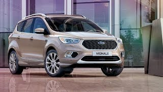 2019 Ford Kuga/Escape Release With 284 HP RS Model And PHEV Concept