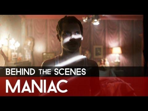Maniac - Making The Music