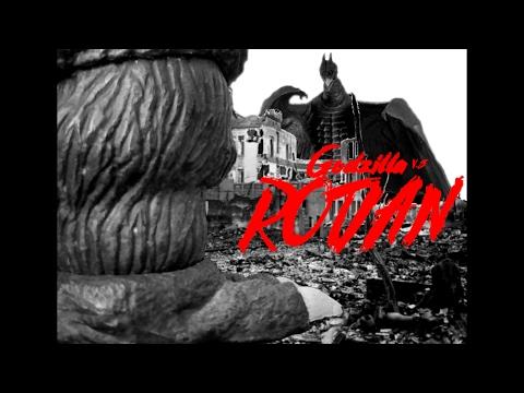 Godzilla V.S Rodan (FULL MOVIE) (2017)