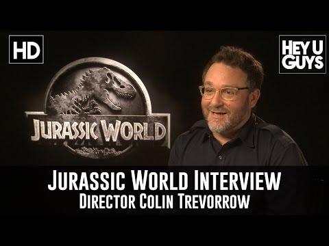 Director Colin Trevorrow Exclusive Interview - Jurassic World