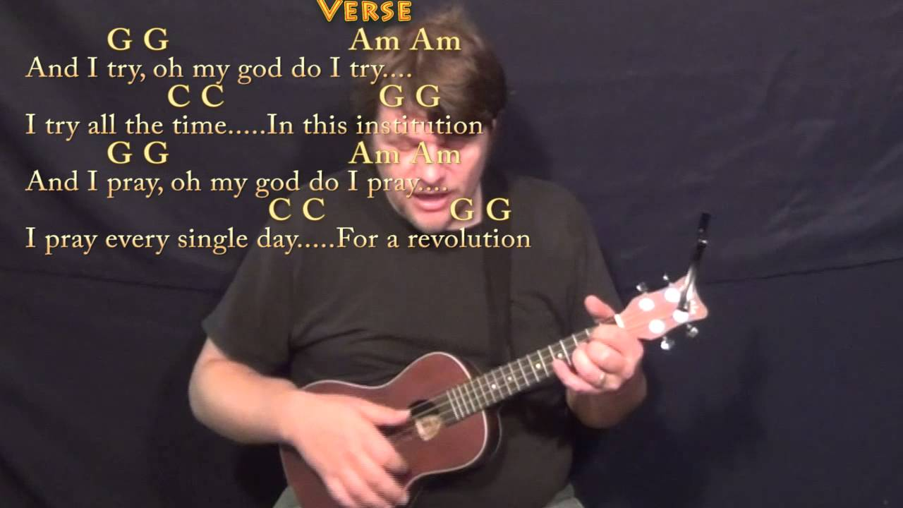 Whats up 4 non blondes ukulele cover lesson in g with chords whats up 4 non blondes ukulele cover lesson in g with chordslyrics hexwebz Gallery