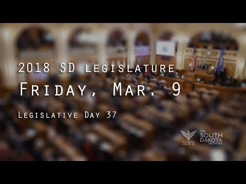 South Dakota House of Representatives - LD 37